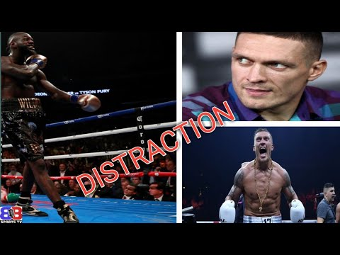 Download DECEPTION: DEONTAY WILDER NOW CALLED OUT BY OLEKSANDR USYK WITH GUARENTEE WINNER FACE FURY VS JOSHUA