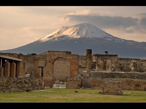 Ruinas de Pompeya, antigua ciudad romana music