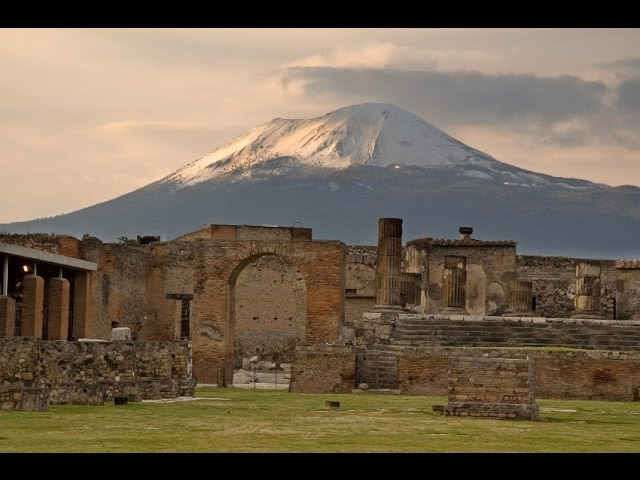 Ruinas De Pompeya Mapa.Ruinas De Pompeya Antigua Ciudad Romana Youtube