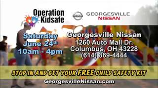 Operation Kidsafe coming to Georgesville Nissan