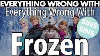 """Everything Wrong With """"Everything Wrong With Frozen In 10 Minutes Or Less"""""""