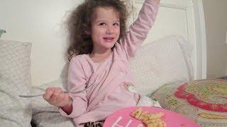 Breakfast In Bed! (wk 171.4)   Bratayley