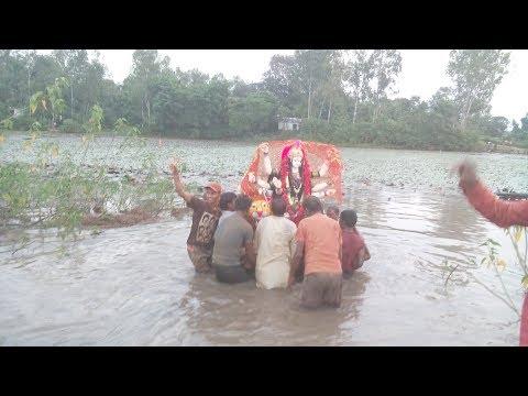 Nav Ratra Nav Din Maae Dasam Din Bidai Visarjan Maa Chali