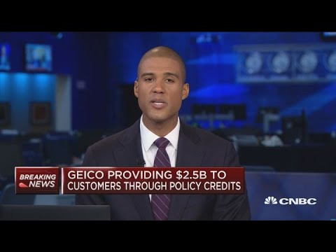 Geico Providing $2.5 Billion To Customers Through Policy Credits