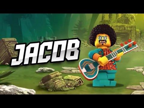 Ninjago meet jacob season four fan made youtube - Ninjago saison 4 ...