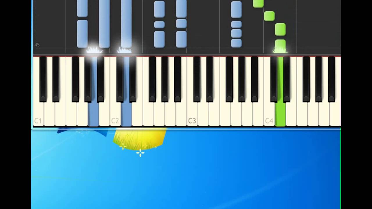 Redemption song bob marley piano tutorial by synthesia youtube redemption song bob marley piano tutorial by synthesia hexwebz Image collections