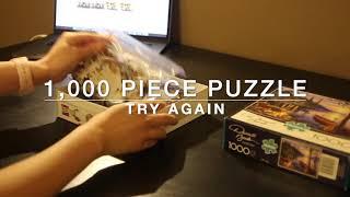 천피스 퍼즐 맞추기 [1,000 Pieces Puzzl…