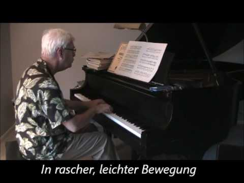 """Joseph Haas: In rascher, leichter Bewegung (from """"Hausmärchen"""", Opus 35)"""