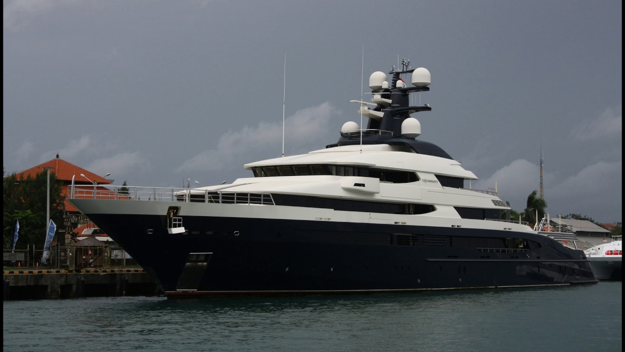 Superyacht My Equanimity Is Sold For 126 Million And Called Tranquility