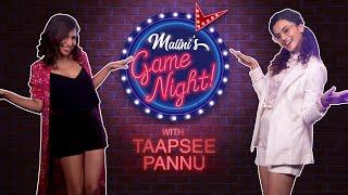 Malini's Game Night Episode 3 | Tapsee Pannu | Badla | MissMalini