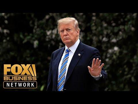 Trump addresses Ukraine phone call during meeting with President Zelensky