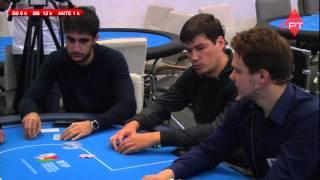 Online трансляция финального стола турнира хайроллеров Belarus Poker Tour (Stage 5)