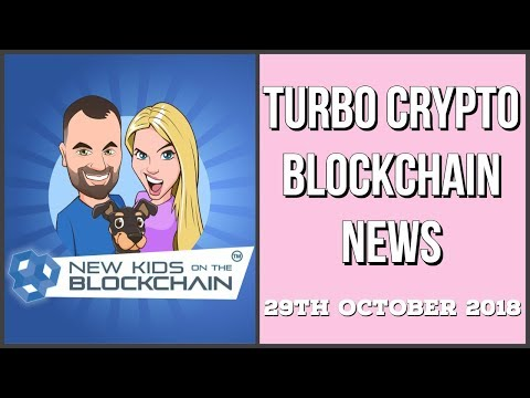CRYPTO BLOCKCHAIN BTC NEWS 29th OCT. BTC , ETH  , EOS , LTC and MORE!