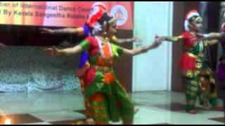 Lavanya Bharathanatiyam dance