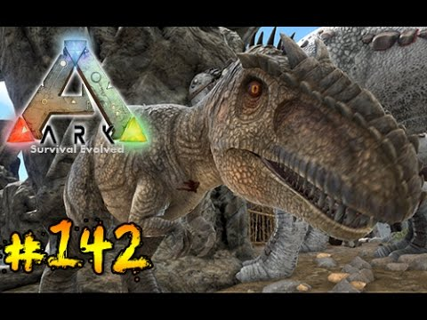 ARK #142 BABY Giganotosaurus [Deutsch/HD]