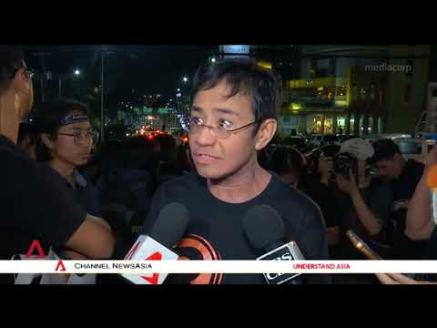 Philippines journalists protest vs attacks on press freedom