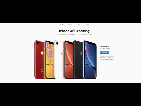 iPhone XR | T-Mobile is selling ALL models!