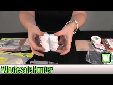 Adventure Medical Pro Ultralight First Aid Kit mfg#0100--0186