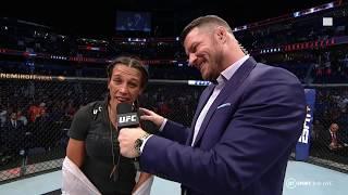 Joanna Jędrzejczyk at UFC Tampa: