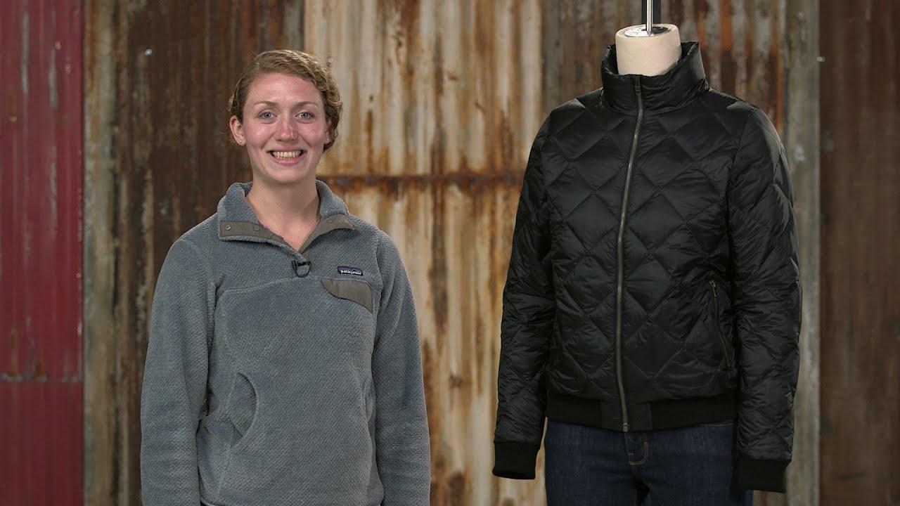 819e67985 Patagonia Women's Prow Bomber Jacket