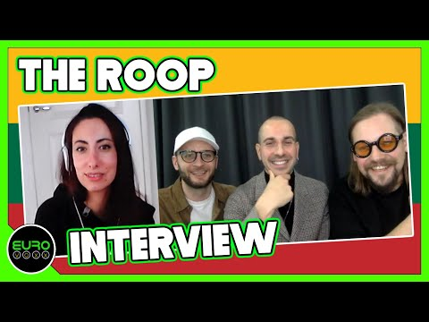 The Roop - Discoteque (INTERVIEW) // Lithuania Eurovision 2021