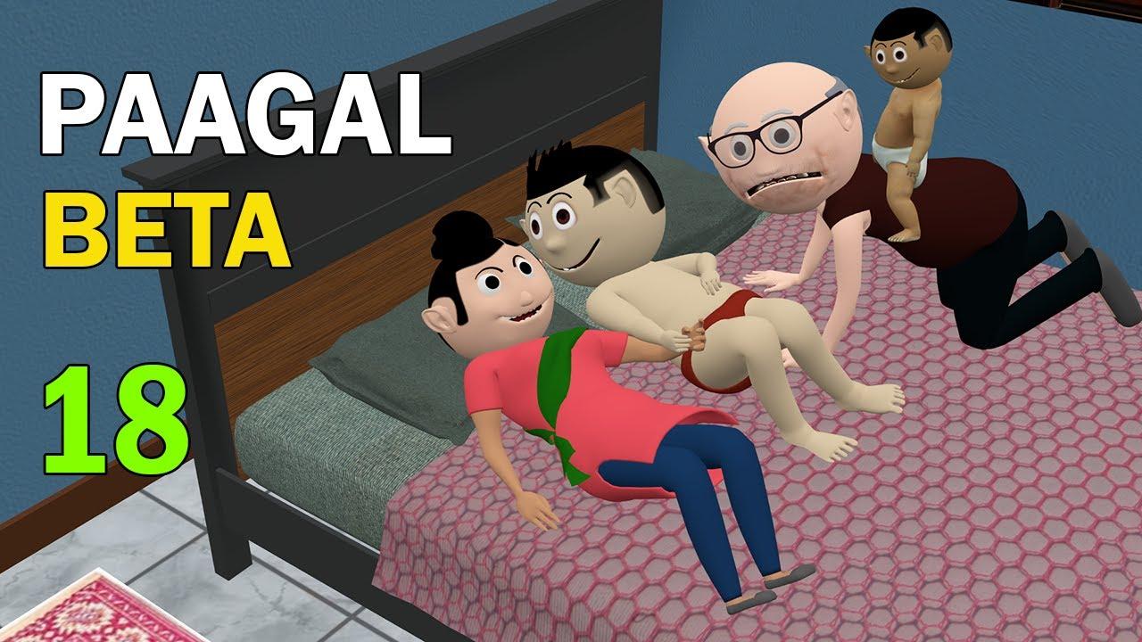 PAAGAL BETA 18 | Jokes | CS Bisht Vines | Desi Comedy Video | School Classroom Jokes