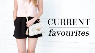 10 CURRENT FAVOURITES | LIFESTYLE & LUXURY thumbnail