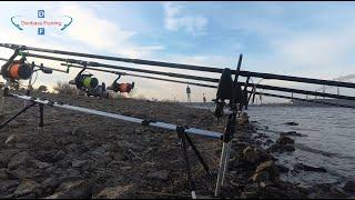 Рыбалка на водохранилище зимой Старобешевское вдх Открытие сезона 2020 на кормачки