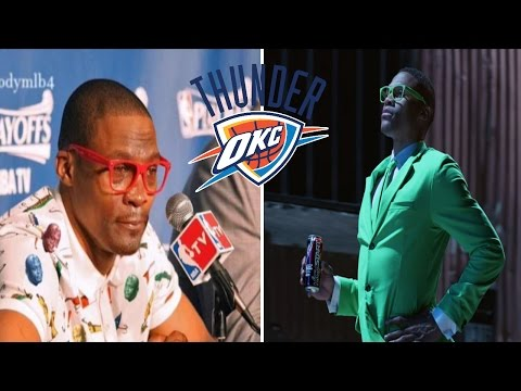 NEW Russell Westbrook FUNNY MOMENTS 2017 (Westbrook Vs Durant Beef)