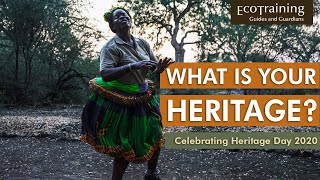 Heritage Day 2020 | Celebrating Your Heritage