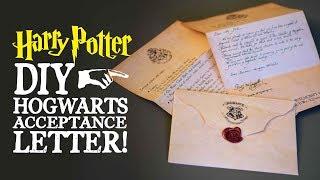 Letters From Hogward