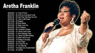 Aretha Franklin Greatest Hits - Aretha Franklin Best Songs Full Album