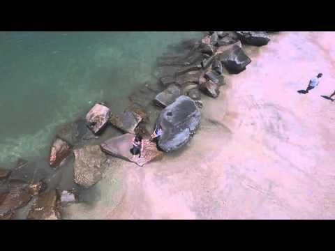 Phantom 3 Pro ND4 Fort Clinch State Park. Fernandina Beach, FL