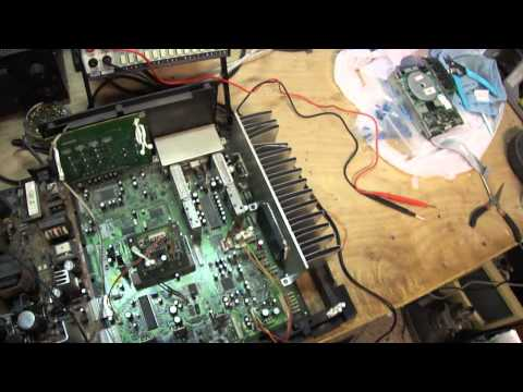 Mitsubishi TV convergence repair