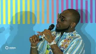 A Talk with Davido, the King of Afrobeats - Midem 2018