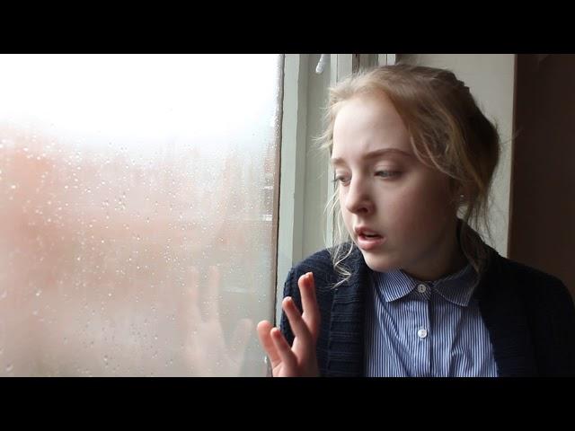 Изображение предпросмотра прочтения – ЮлияВязовая читает произведение «Сегодня таяло, сегодня...» М.И.Цветаевой