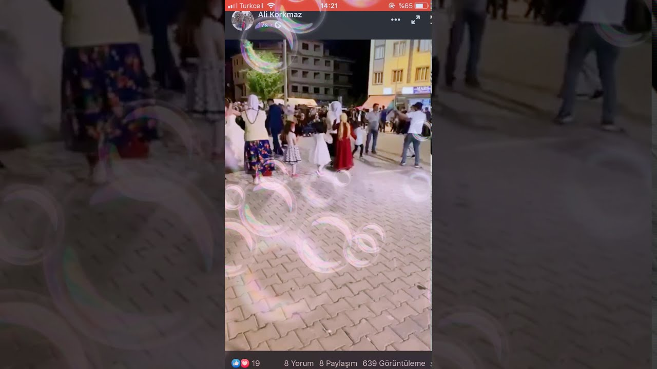 Sarıveliler Göktepe Kasabasında Bir Düğün...