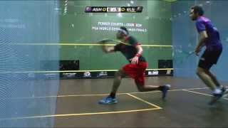 Squash : Power Courts 2013 PSA World Series Finals - Final Roundup Ashour v Elshorbagy