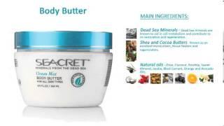 Seacret Body Butter Thumbnail
