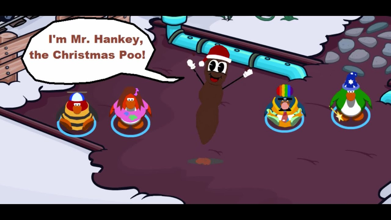 CPMV - Mr. Hankey, the Christmas Poo - YouTube