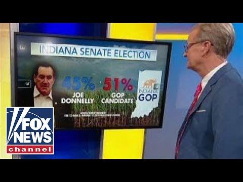 Warning signs for Senate Democrats? New poll gives insight