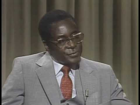 Robert Mugabe Interview (1980)