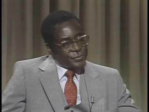 Robert Mugabe Interview (1980)