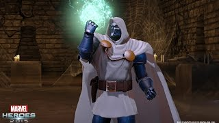 Marvel Heroes - Doctor Doom Trailer