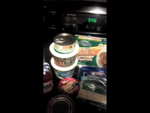 What im eating 3 weeks after gastric bypass surger