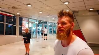 Emil Meek om skaden i Stockholm