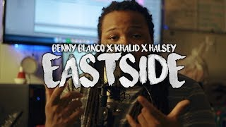 Eastside ~ Khalid, Halsey, Benny Blanco (Kid Travis Cover)