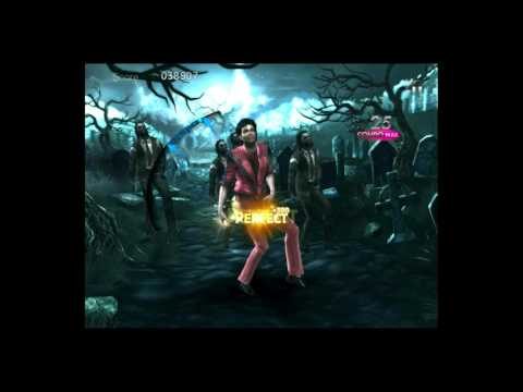 Michael Jackson: The Experience -Thriller (Ipad Version)