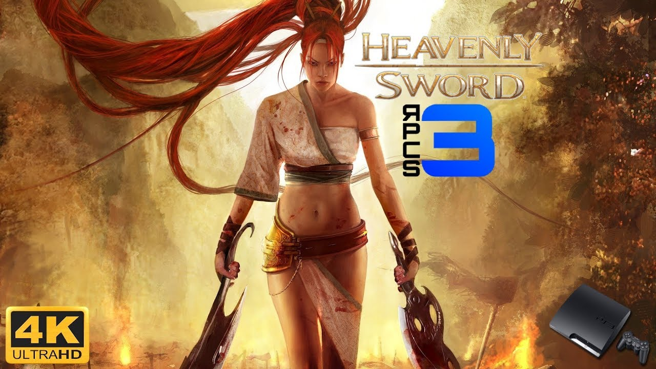 Heavenly Sword Rpcs3 Test 2 Playable Youtube