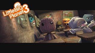 LittleBigPlanet 3 - The Adventures of Sackboy! (Episode 1) [Film/Animation]